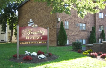Security Manor is a nearby community of Van Deene Manor