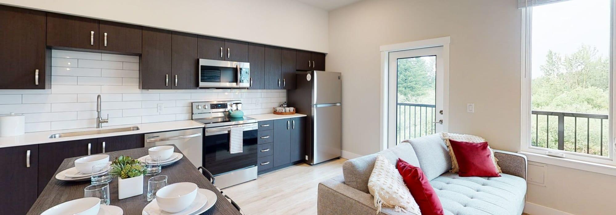 Reviews at Brookside Apartments in Gresham, Oregon
