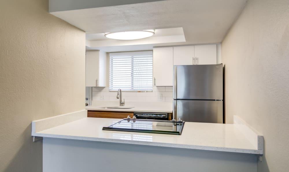 Kitchen at Avana McCormick Ranch Apartments in Scottsdale, AZ