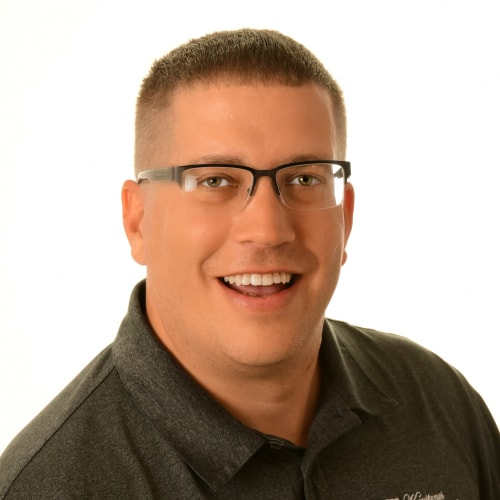Adam Schwitzer, Maintenance Director of The Keystones of Cedar Rapids in Cedar Rapids, Iowa