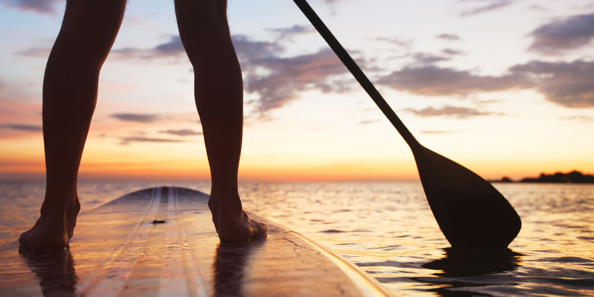 Paddle board in Mulberry, Florida