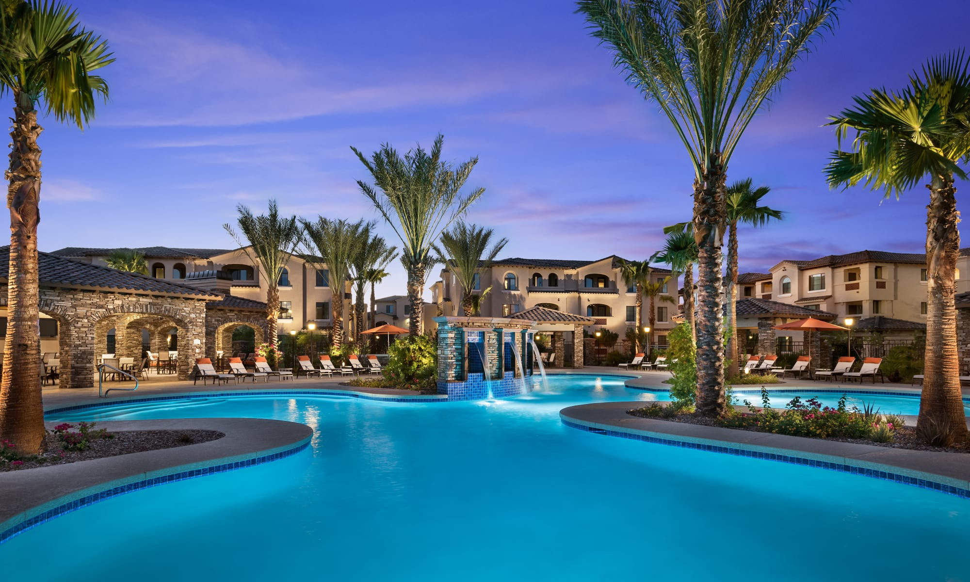 Luxury Apartments In Mesa Az San Posada
