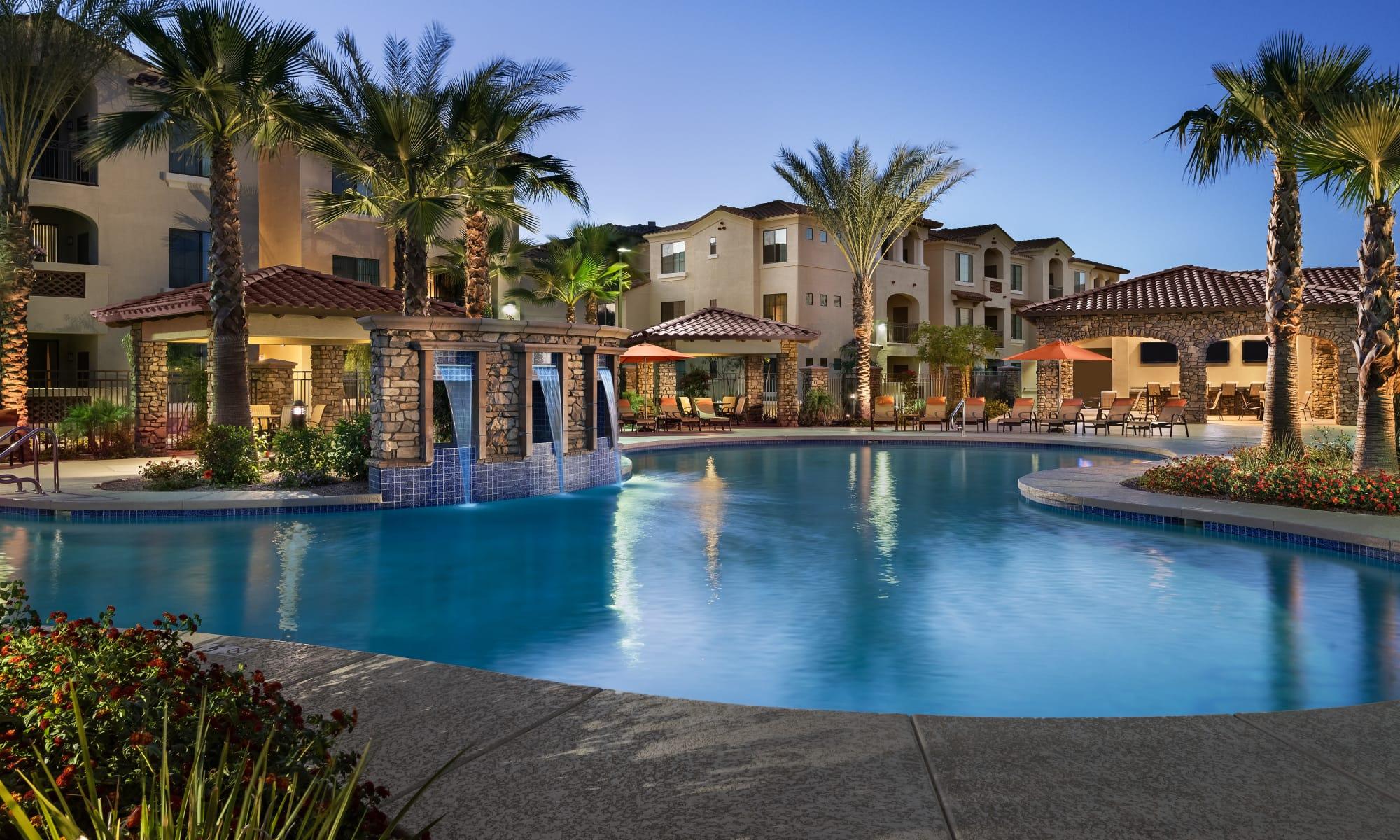 Apartments at San Valencia in Chandler, Arizona