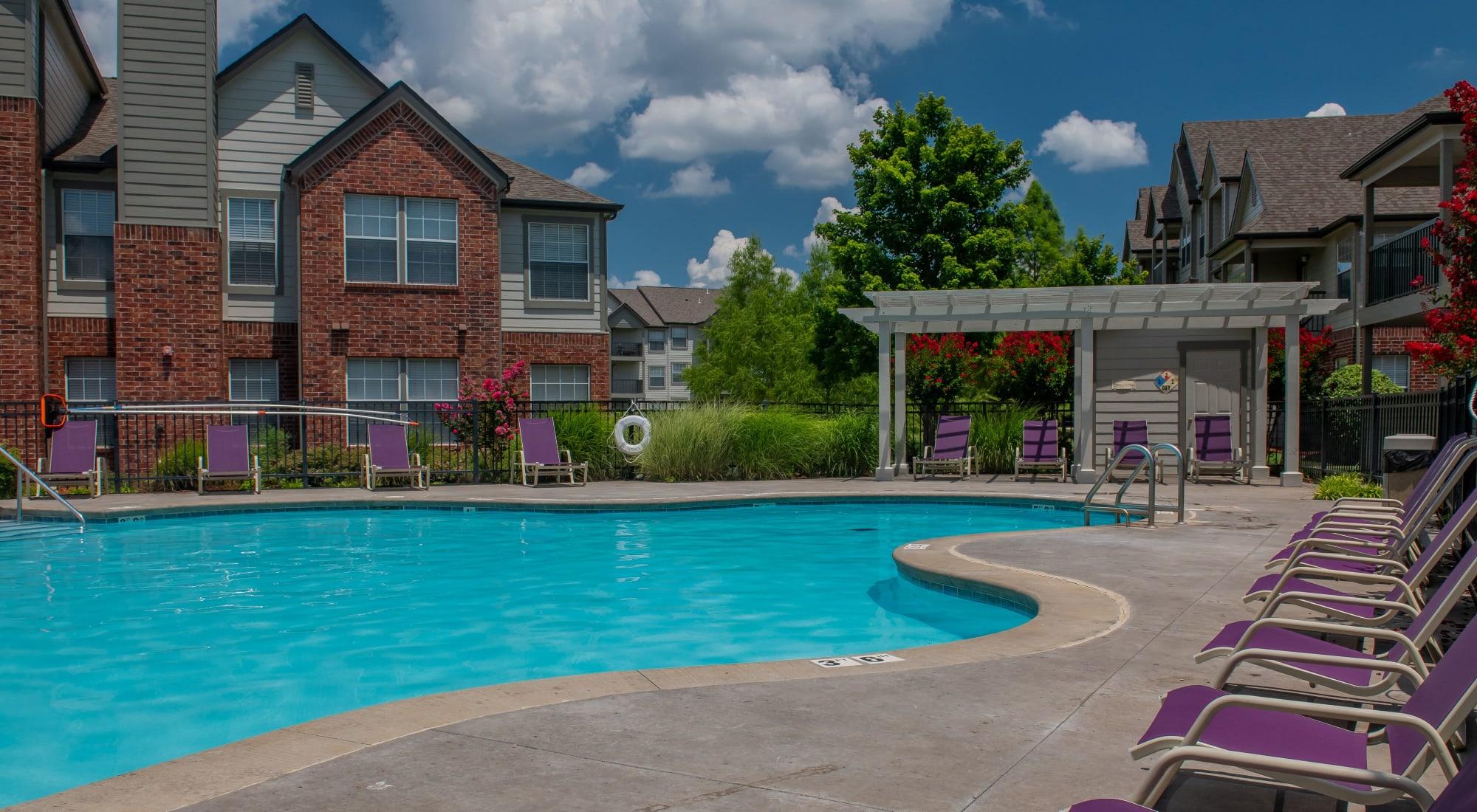 Villas at Aspen Park in Broken Arrow, Oklahoma