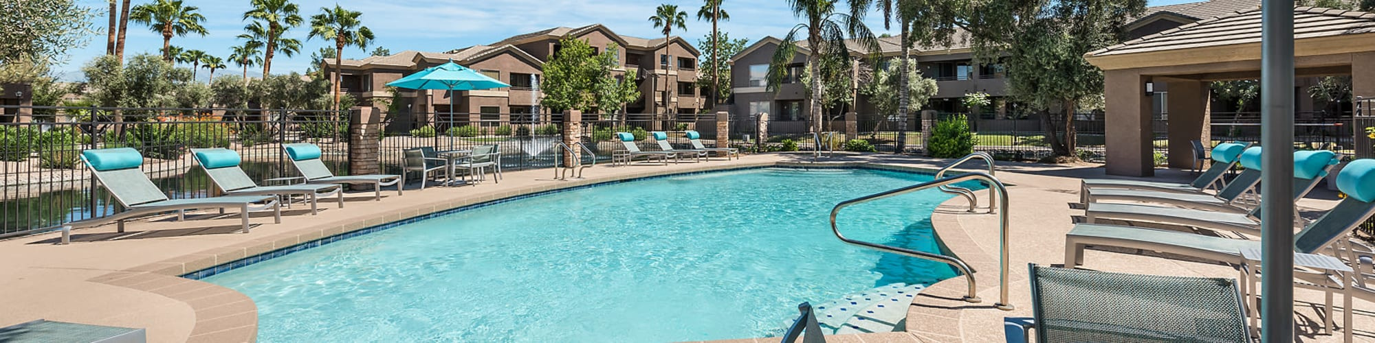 Amenities at Laguna at Arrowhead Ranch in Glendale, Arizona