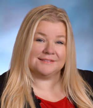 Gidgette Chesley, Executive Director at Patriots Landing in DuPont, Washington.