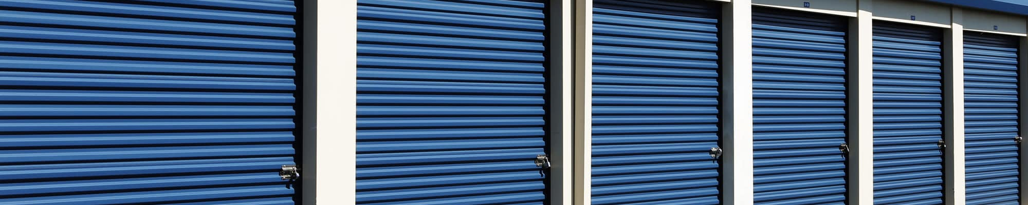 Types of storage offered at Midgard Self Storage in Roswell, Georgia