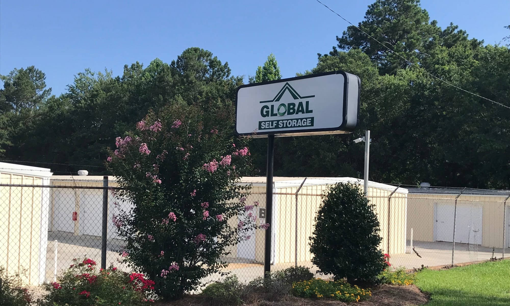 Self Storage available at Global Self Storage in Summerville, SC