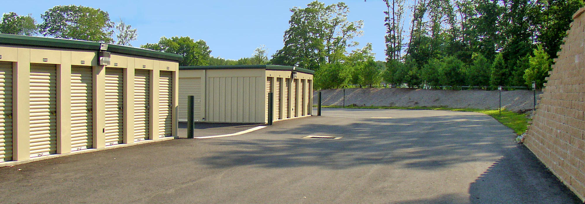 Pepper Street Park Self Storage in Monroe, CT