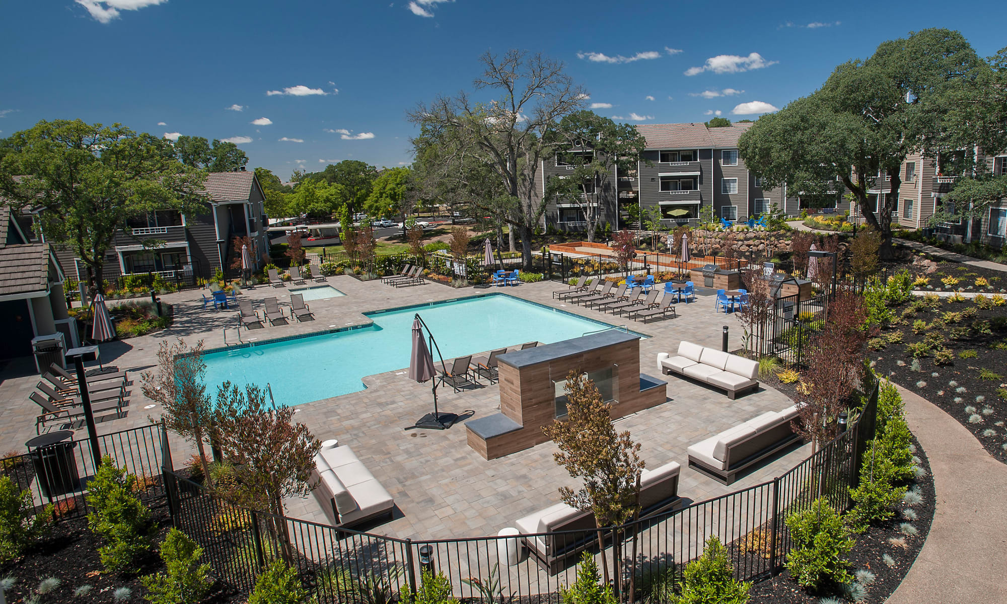 Apartments at Slate Creek Apartments in Roseville California