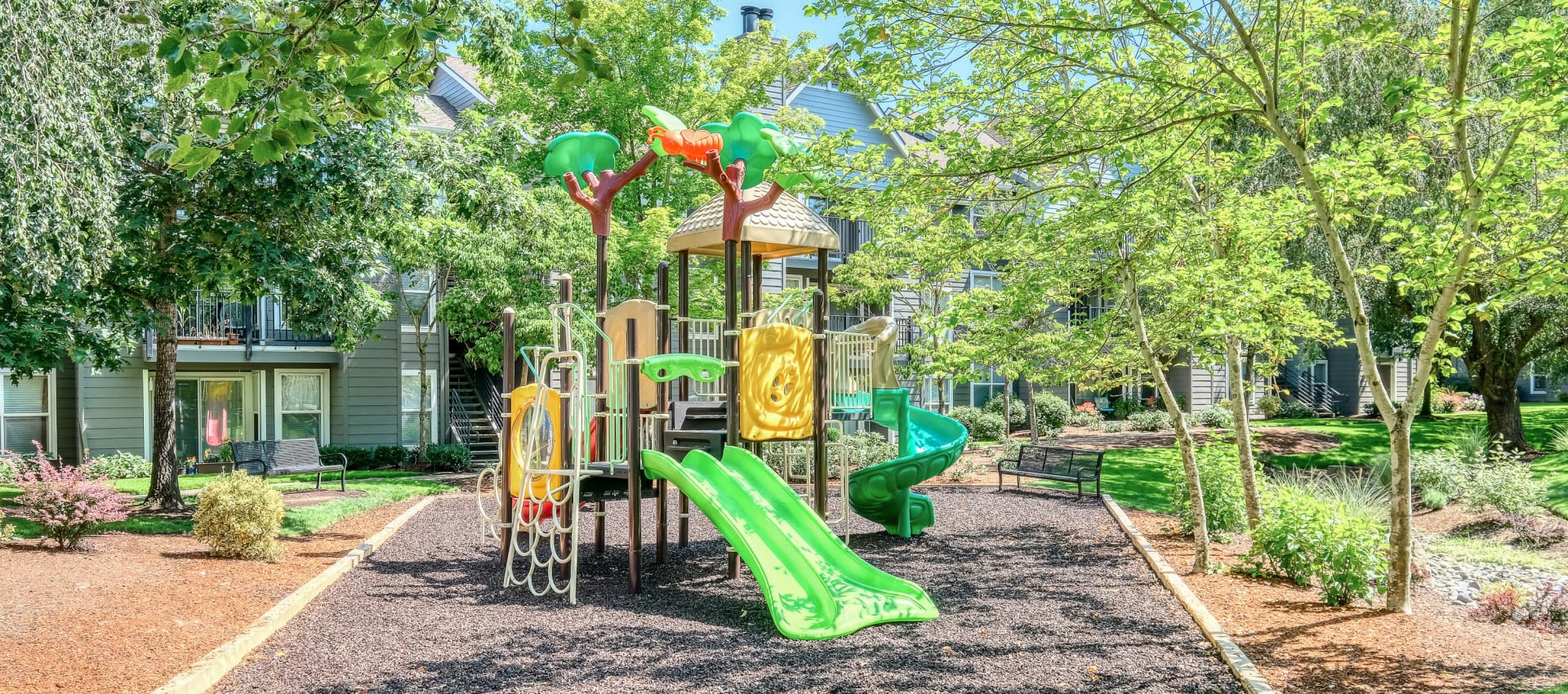 Playground at Centro Apartment Homes