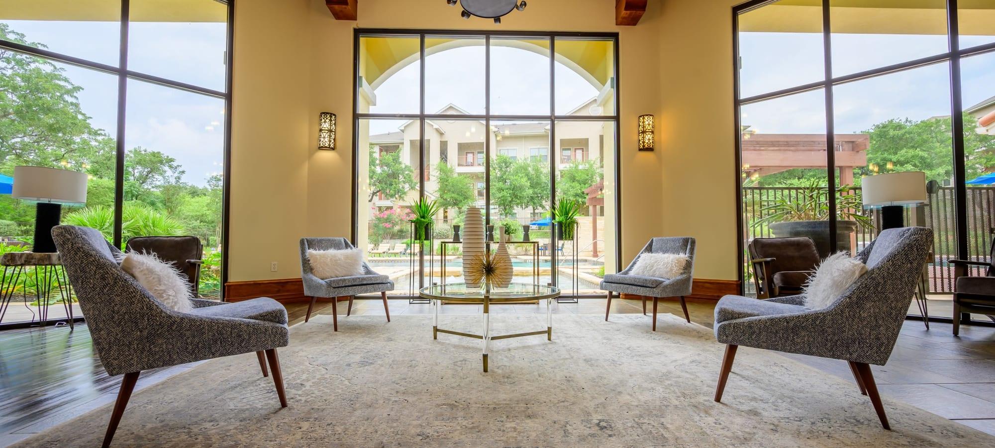 Apartments at Pecan Springs Apartments in San Antonio, Texas