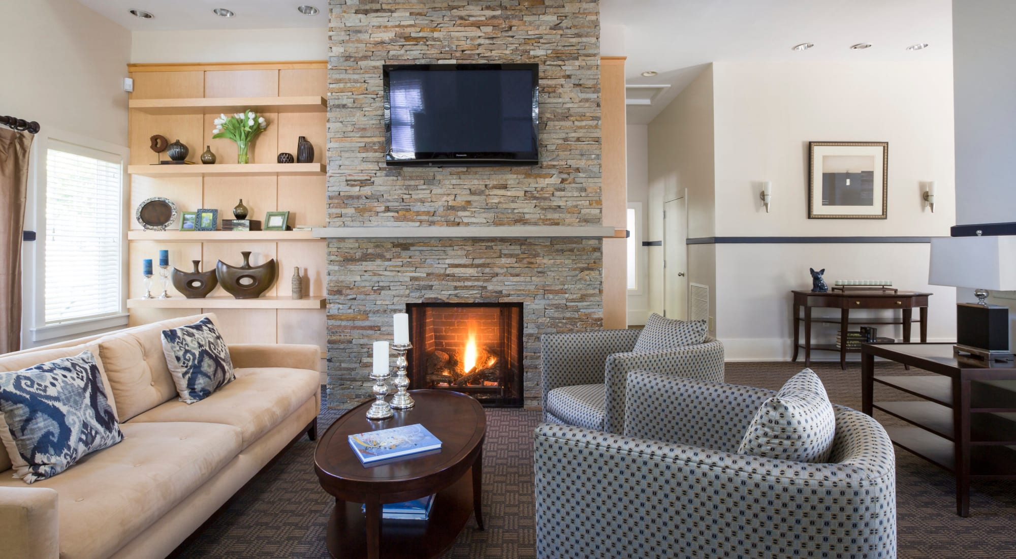 Amenities at Regency Place in Wilmington, Massachusetts