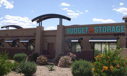 Budget Mini Storage - 3970 S. Estrella Pkwy