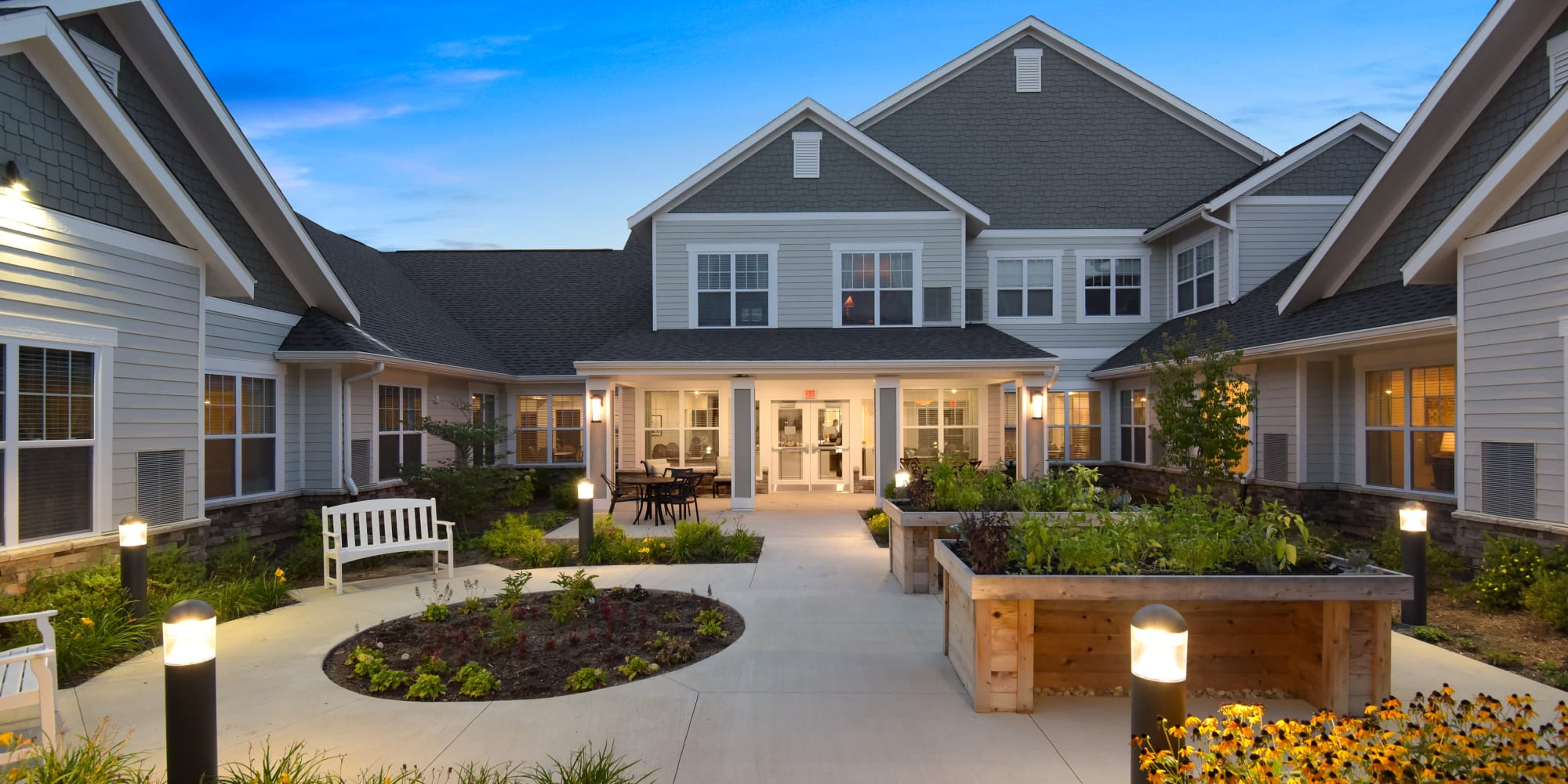 Senior living at Anthology of Rochester Hills in Rochester Hills, Michigan