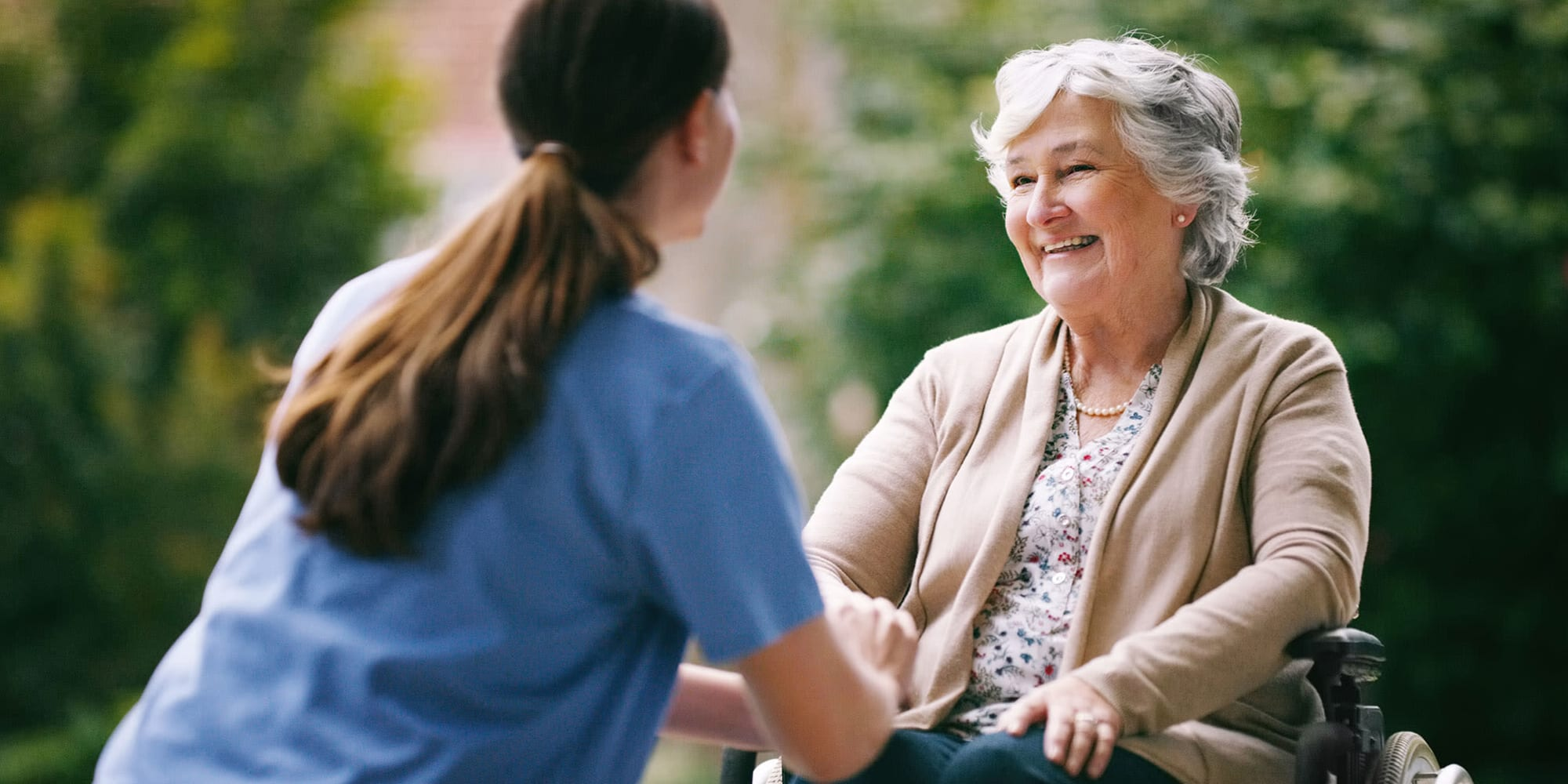Carefield Living offers senior living.