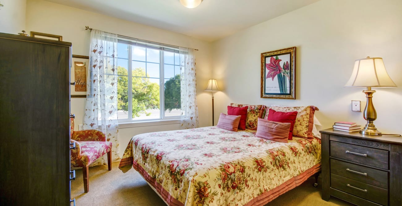 The Commons on Thornton offers a bedroom in Stockton, California