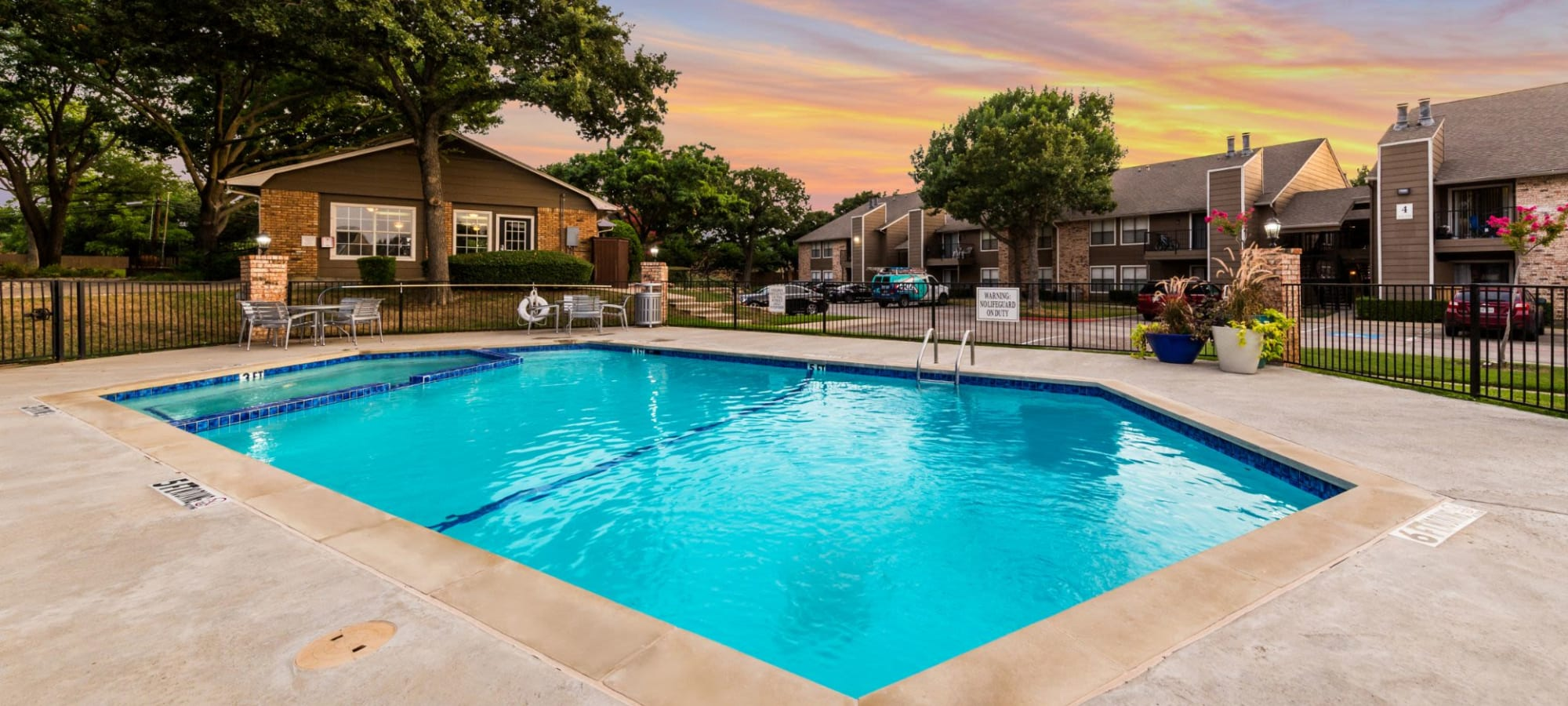 Apartments at The Park at Flower Mound in Flower Mound, Texas