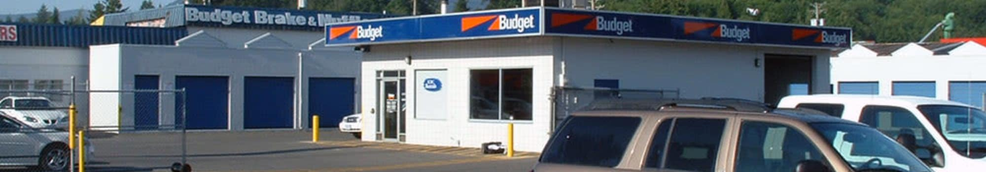 Budget Self Storage contact us