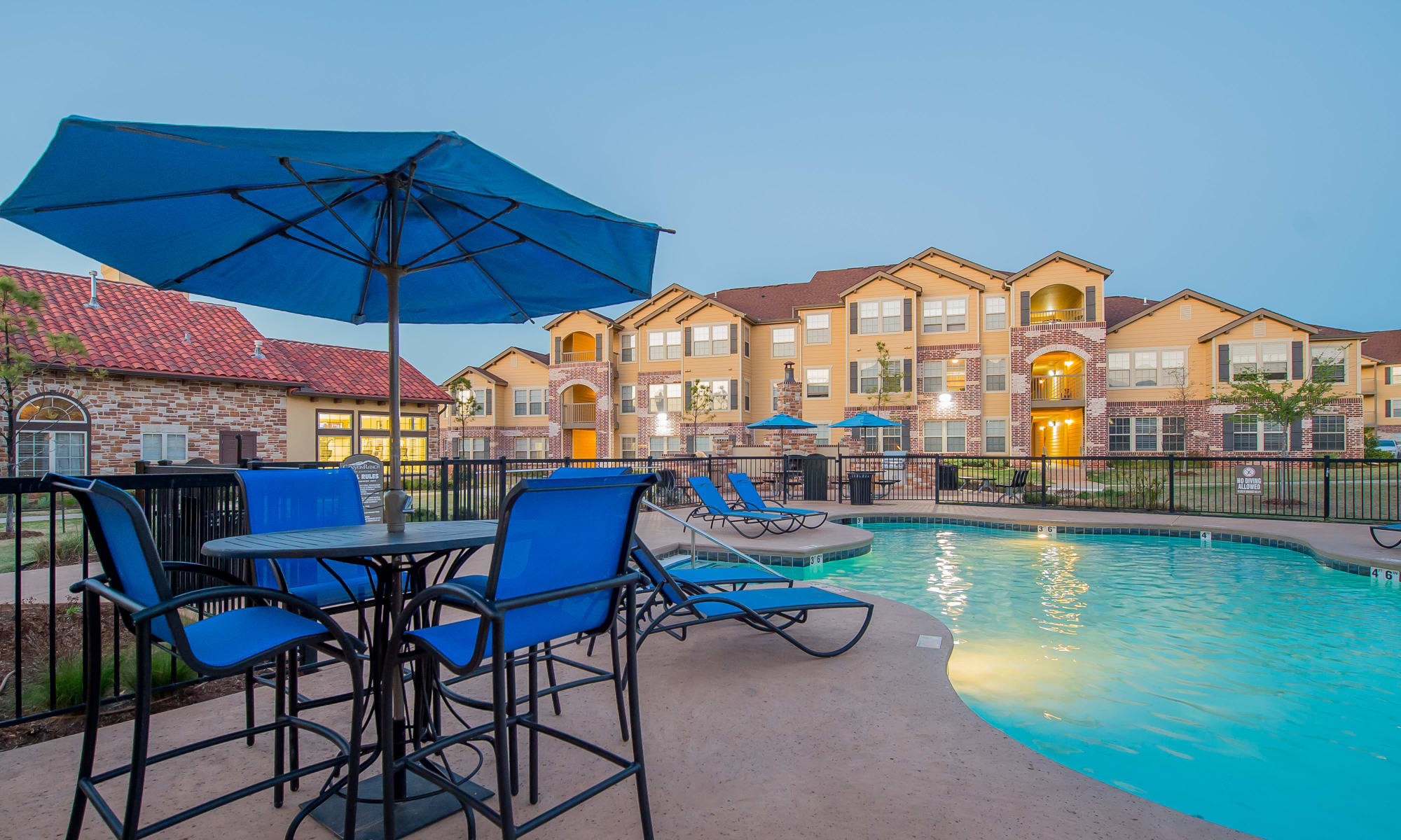 Villas at Canyon Ranch apartments in Yukon, Oklahoma