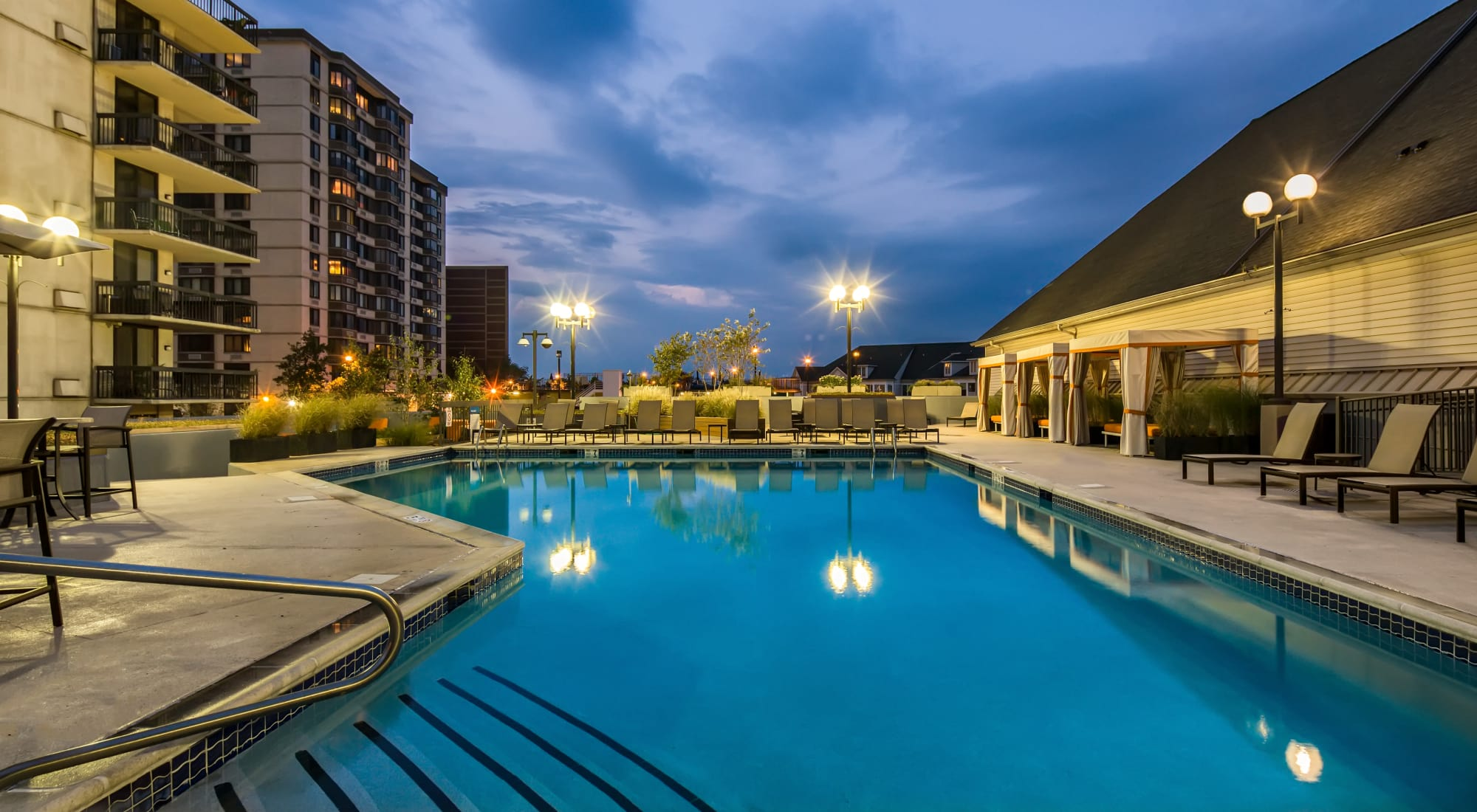 Hackensack, NJ Apartments in Bergen County   Prospect Place