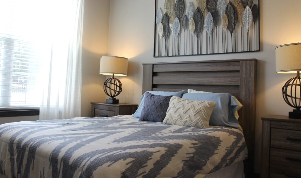 Spacious Bedroom at Springs at Sunfield In Buda