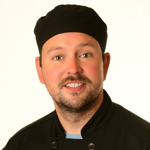 Dustin Rouse, Culinary Director at The Keystones of Cedar Rapids in Cedar Rapids, Iowa