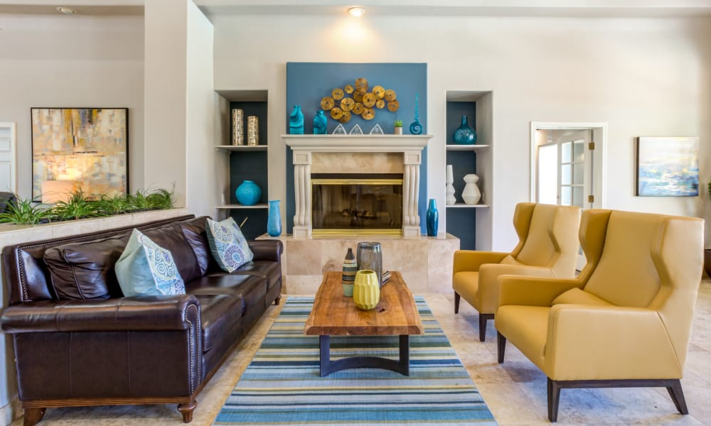 Seating Area at Tresa at Arrowhead Apartments in Glendale, AZ