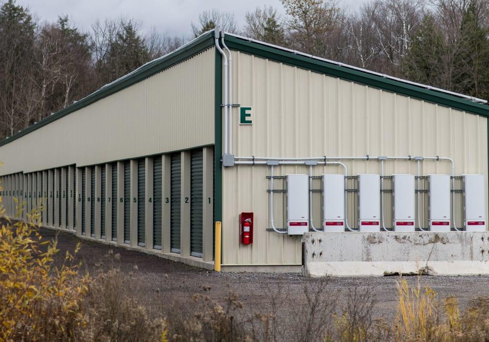Units at Apple Self Storage - Aurora in Aurora, Ontario