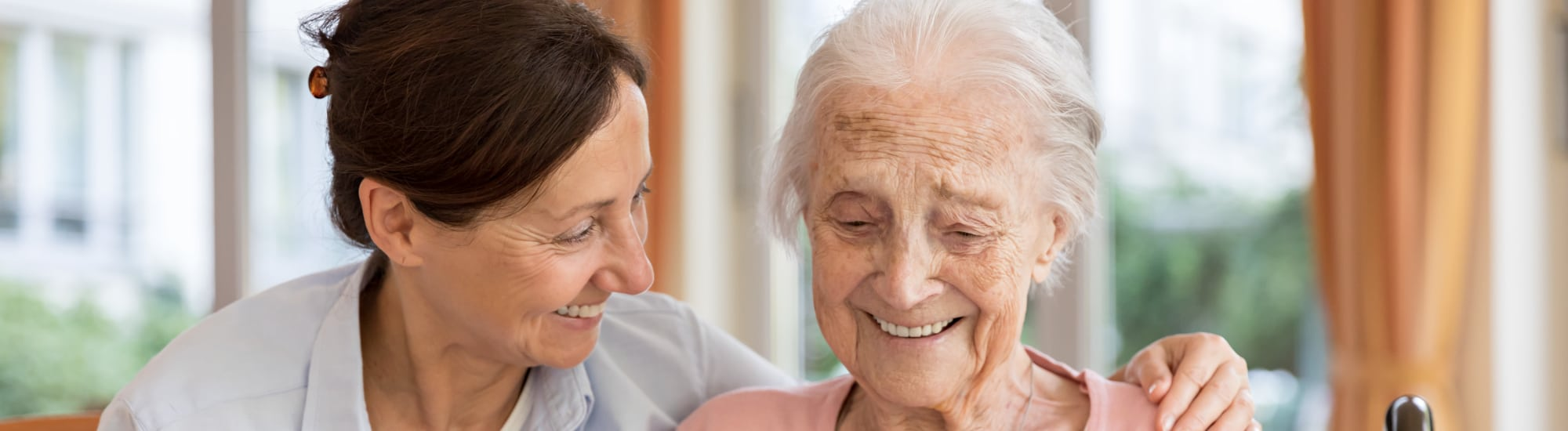 Assisted living at Island House Assisted Living in Mercer Island, Washington