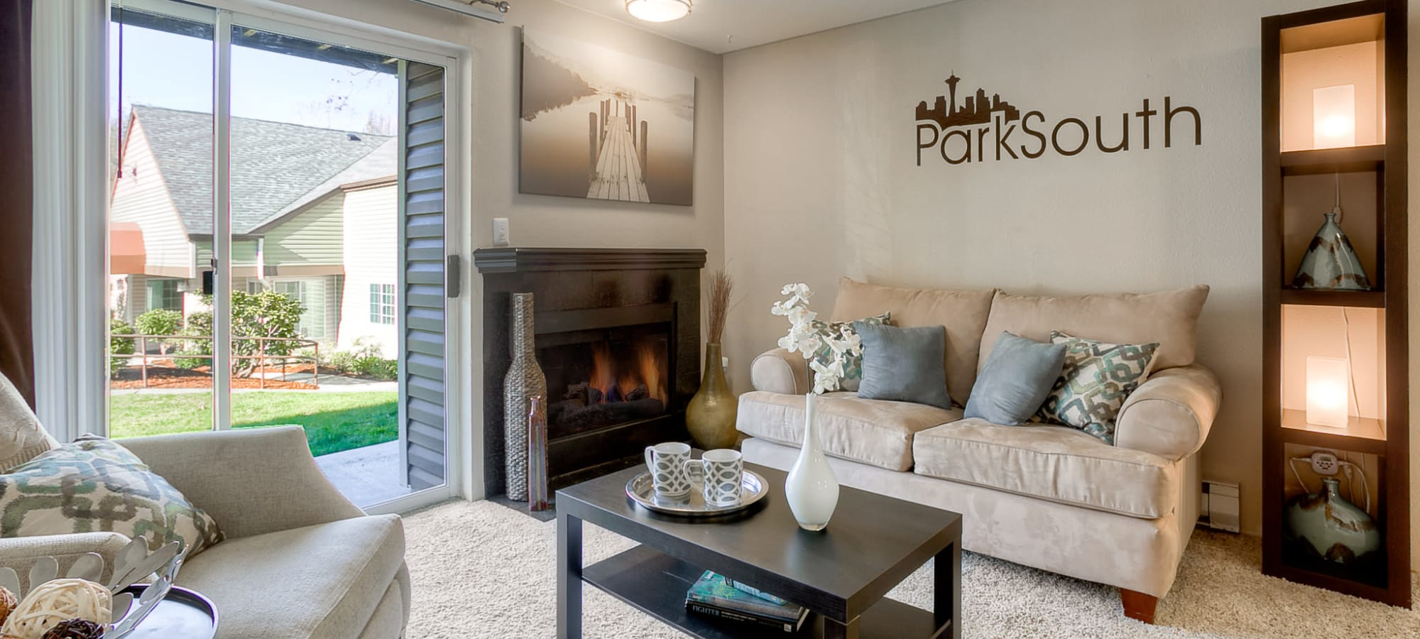 Park South Apartments in Seattle, Washington