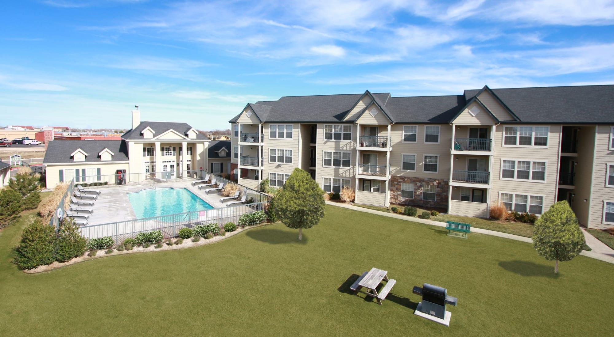 Remington Apartments in Amarillo, Texas