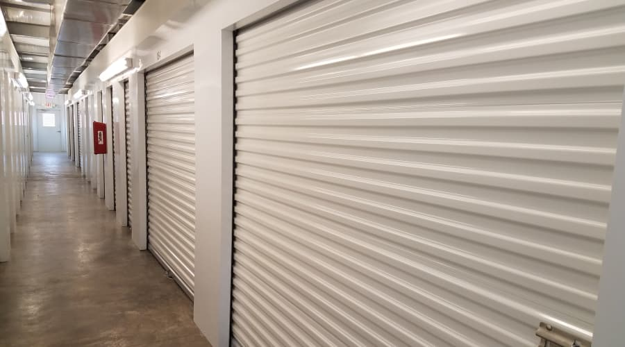 Temperature controlled storage available at Monster Self Storage in Ocean Isle Beach, North Carolina