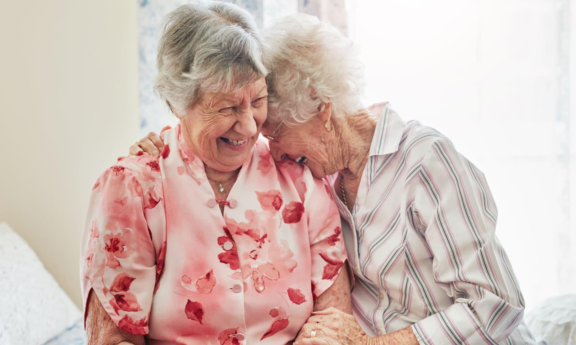 Senior Living at Ashbrook Village in Duncan, Oklahoma.