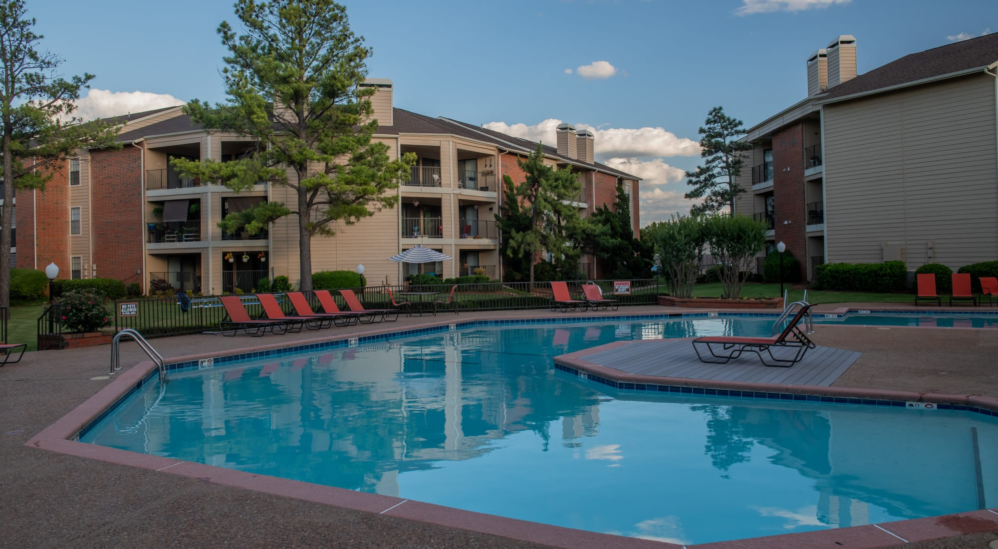 Apartments at Copperfield Apartments in Oklahoma City, Oklahoma