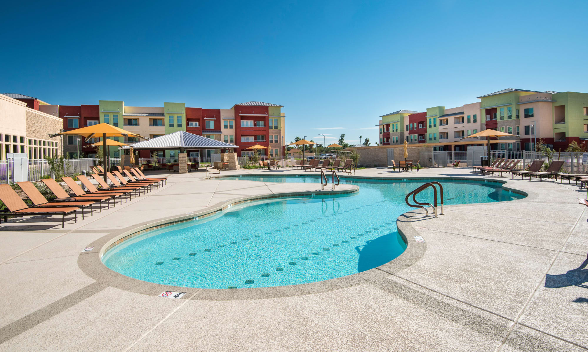 Apartments at Southern Avenue Villas in Mesa, Arizona