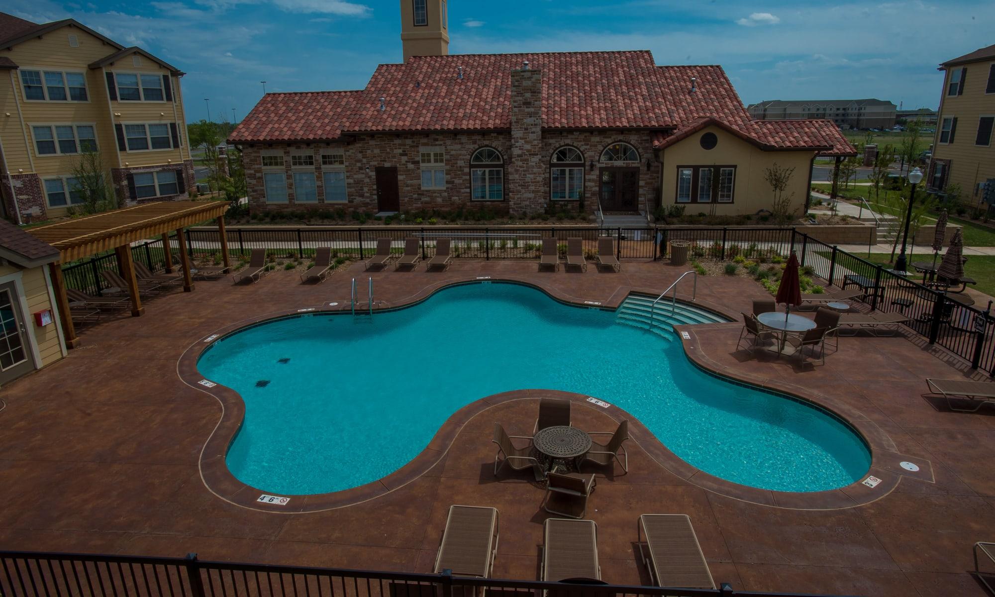 Apartments at Park at Tuscany in Oklahoma City, Oklahoma