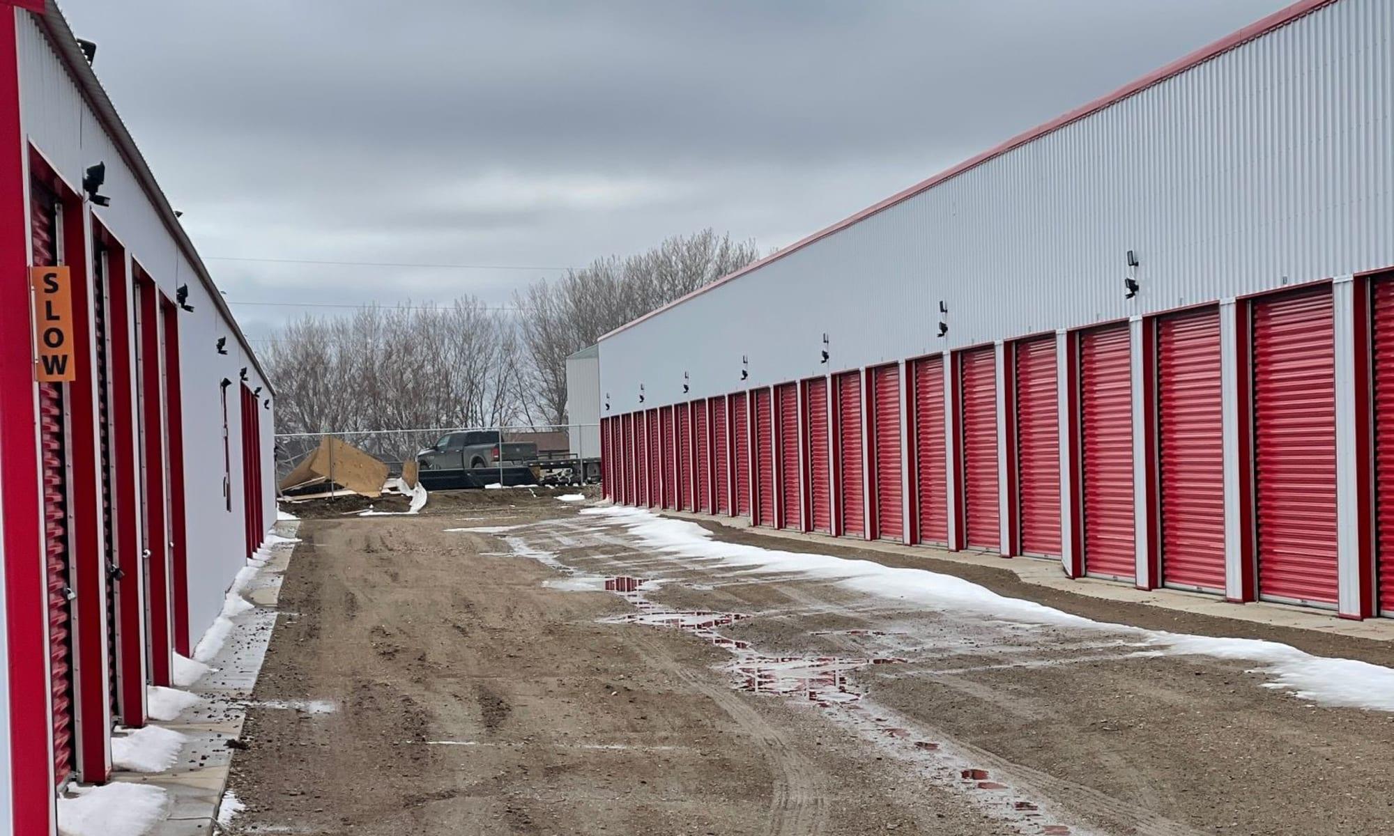 Self Storage in Jamestown North Dakota