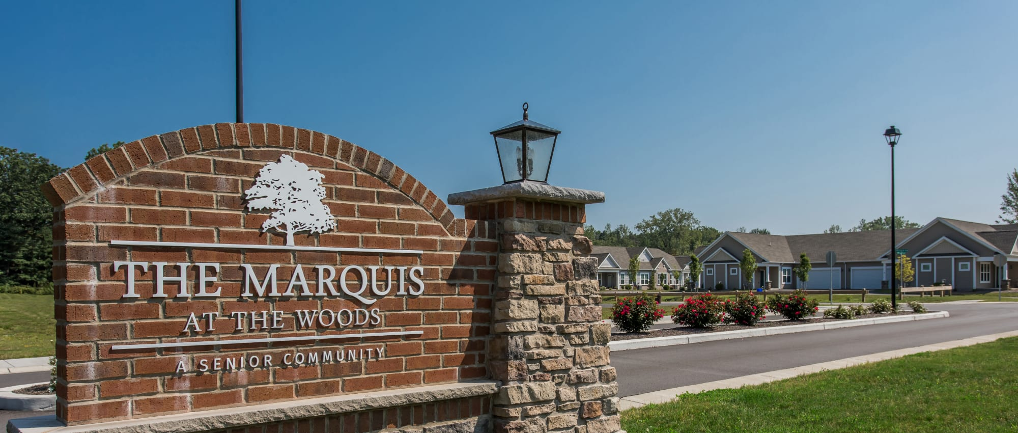 Apartments at The Marquis at the Woods in Webster, New York