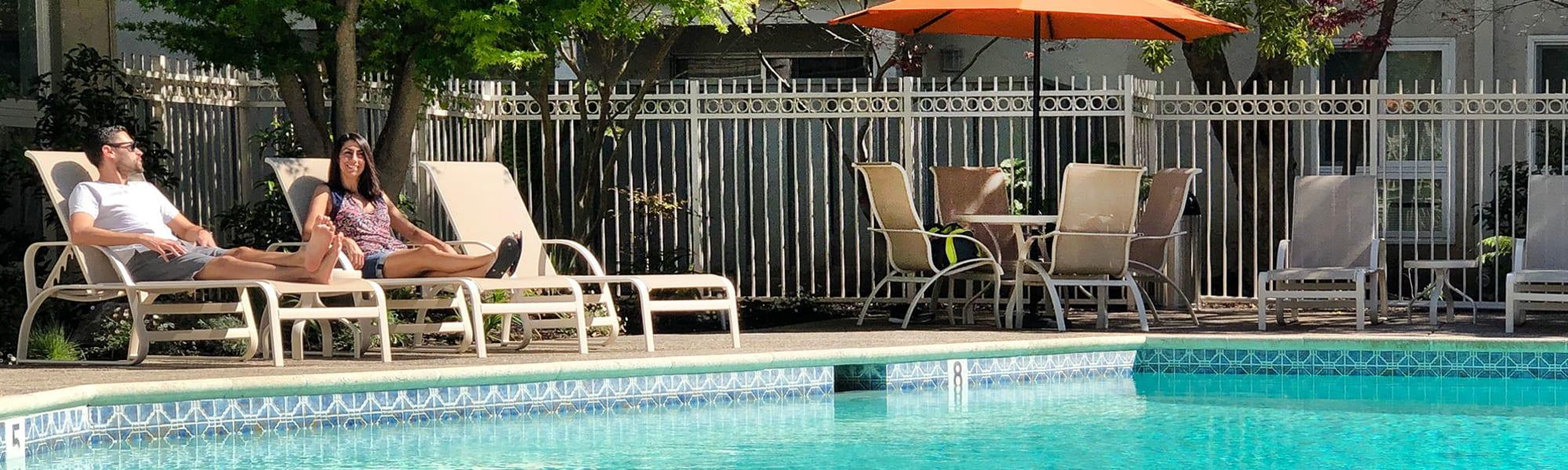 Amenities at Newport Apartments in Campbell, California