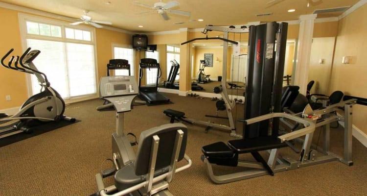luxury amenities at Beechwood Pines
