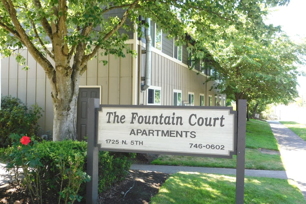Photos | Fountain Court in Springfield, OR