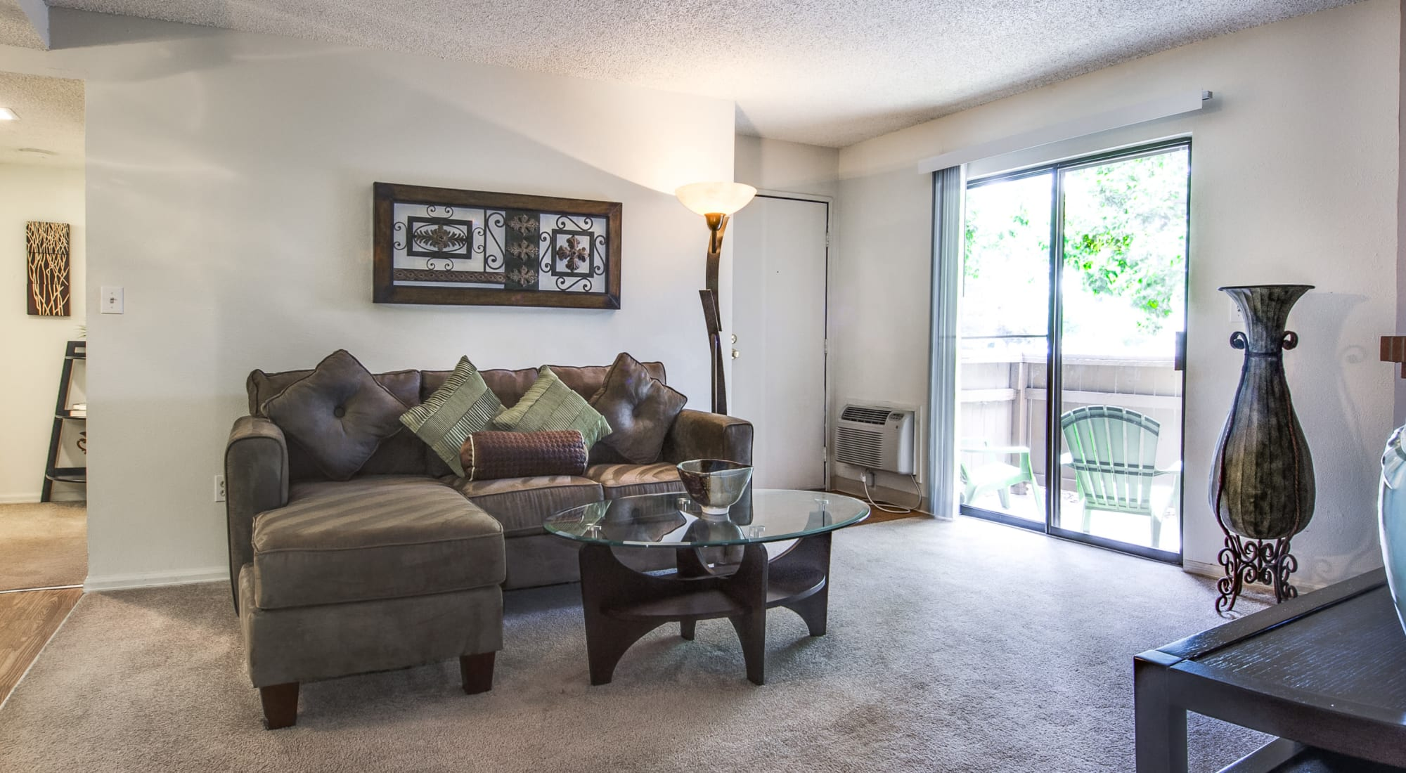 Floor plans at Santana Ridge in Denver, Colorado