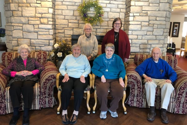 Contact HeatherWood Assisted Living & Memory Care to learn more about our independent living.