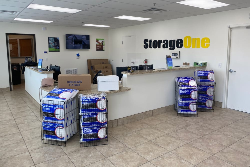 Office at StorageOne Horizon & Sandy Ridge in Henderson, Nevada