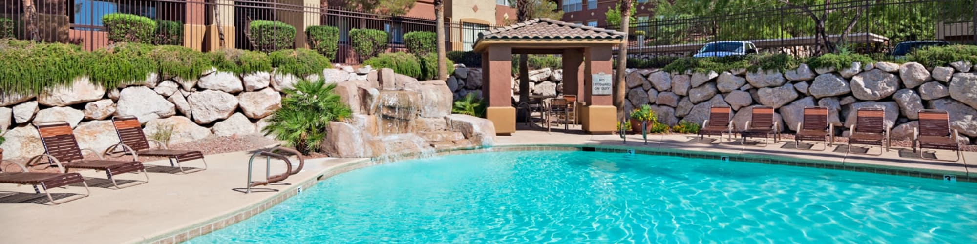 Amenities at Allegro at La Entrada in Henderson, Nevada