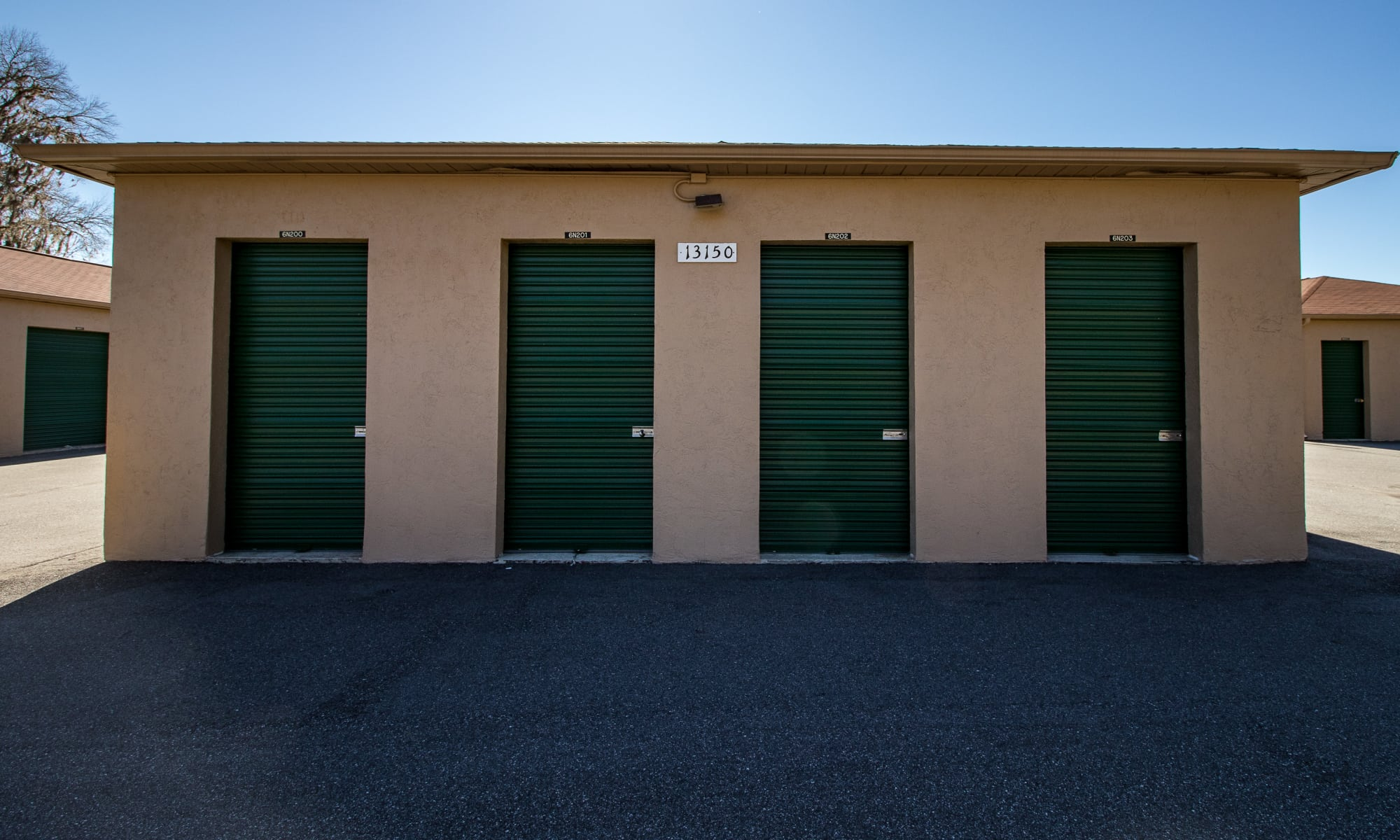 Self storage in Ocala FL