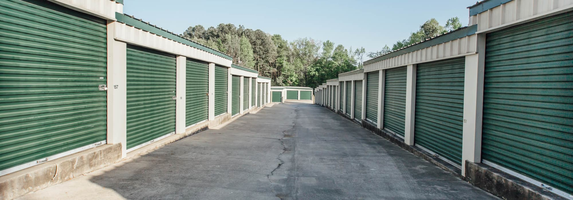 Self storage units in Durham North Carolina