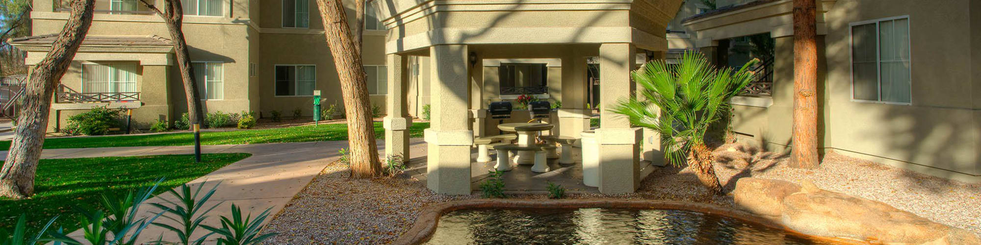 Amenities at The Reserve at Gilbert Towne Centre in Gilbert, Arizona
