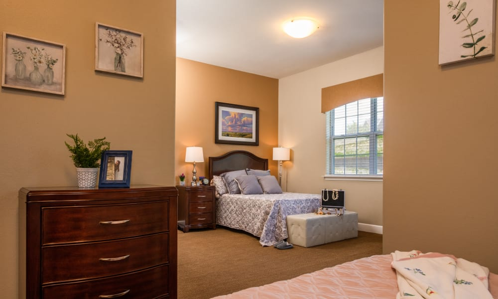 Companion Suite at Forest Creek Memory Care